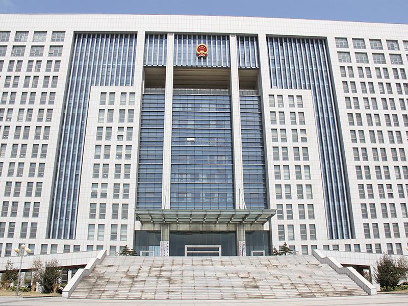 赣榆县政府大楼
